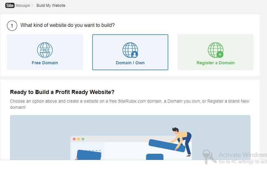 How to state a profitable website - SiteRubix