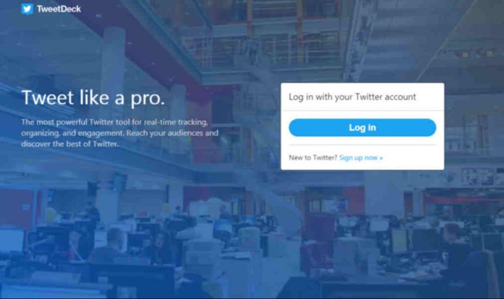 Free Content Creation Software - TweetDeck
