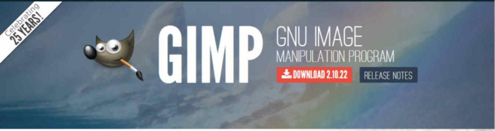 Free Image Tool - GIMP