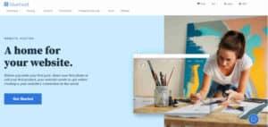 BlueHost Web Hosting - Bluehost sign-up