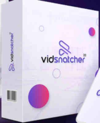 Alternative to camtasia - Vidsnatcher 2.0