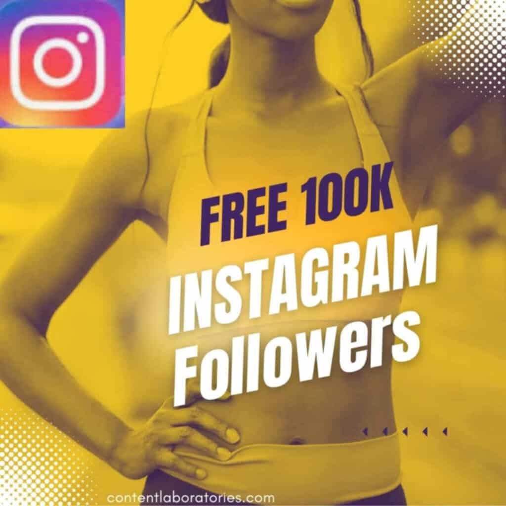 Get Free Instagram followers