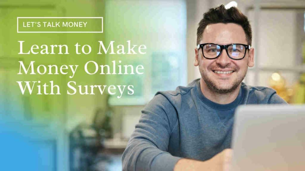 make money online with surveys